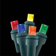 Multi-colored M5 LED light string
