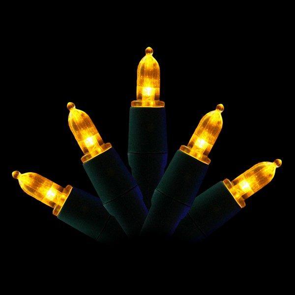Gold M3 LED light string