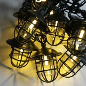 led patio string lights