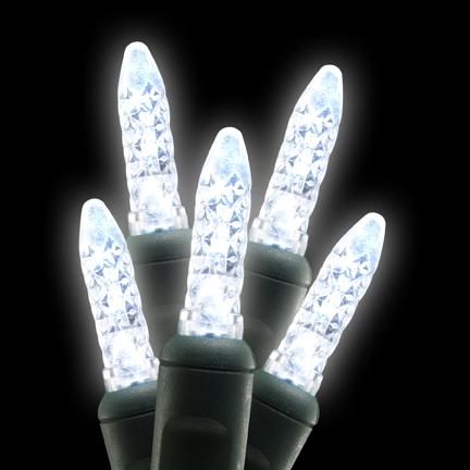 Pure white M5 Mini LED light string