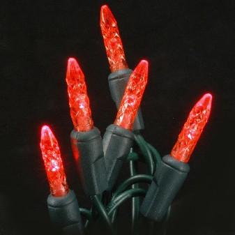 Red M5 Mini LED light string