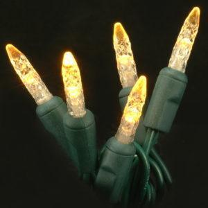 Antique candlelight M5 Mini LED light string