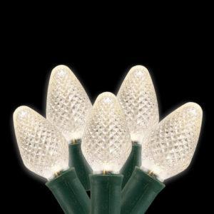Warm White C7 LED light string