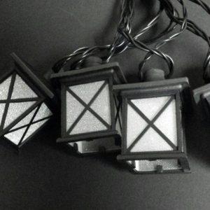 Lantern LED light string